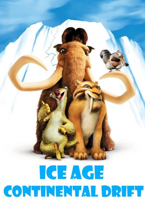 Ice Age: Continental Drift' Voice Cast Announced | The Fandom Post ...
