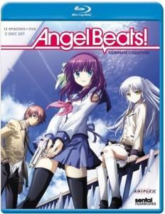 Angel Beats Blu-ray
