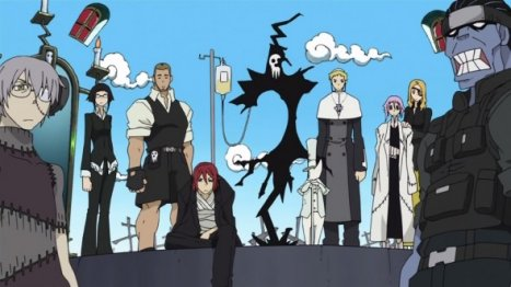 Soul Eater Collection 1 Blu-ray Review   The Fandom Post
