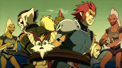 Thundercats  Episode on Thundercats Episode  03     Ramlak Rising Review   The Fandom Post