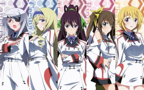 Infinite Stratos Complete Series Collection Blu Ray Anime Review