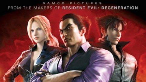 Tekken Blood Vengeance Uk Dvd Review