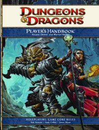 Win The Dungeons & Dragons Player Handbook Cardcover