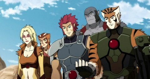Thundercats Anime Episode on Thundercats Episode  25     What Lies Above Part 1 Review