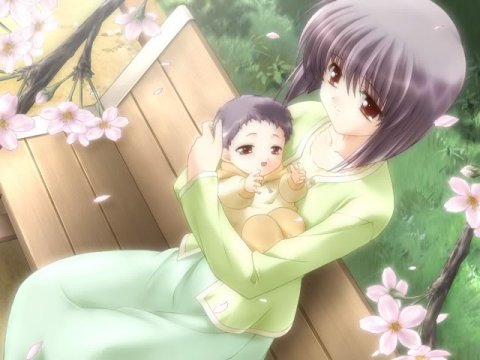 anime mom