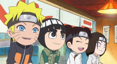 Rock Lee & His Ninja Pals Episode #34 Anime Review | The