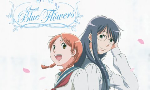 Lucky Penny Entertainment Is Following Through On Their Acquisition Of Aoi Hana Sweet Blue Flowers