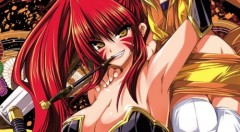 Battle Girls - Time Paradox Blu-ray