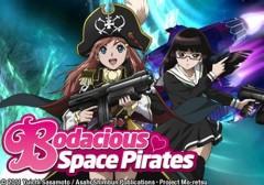 Bodacious Space Pirates Collection 1 DVD