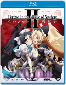 Horizon In The Middle Of Nowhere II Blu-ray