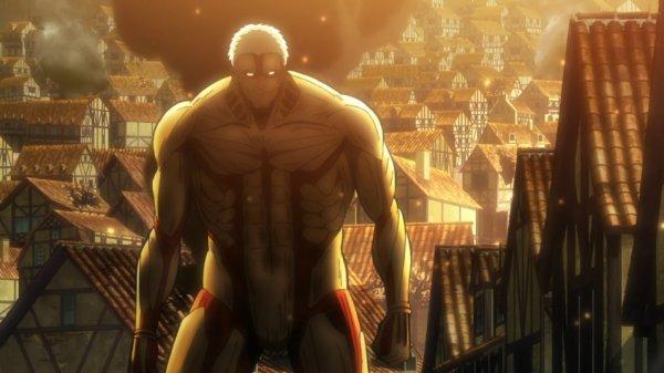تقير انمي الههجوم على العمالقة  Attack-On-Titan-Episode-2-5