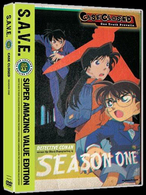 Case Closed Season 1