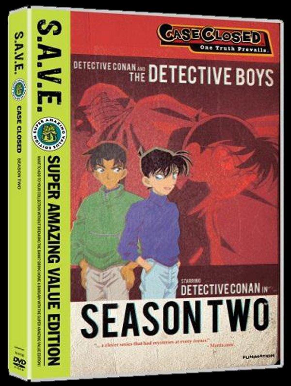 Case Closed Season 2