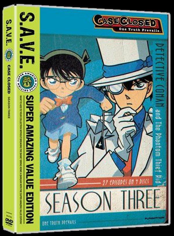 Case Closed Season 3