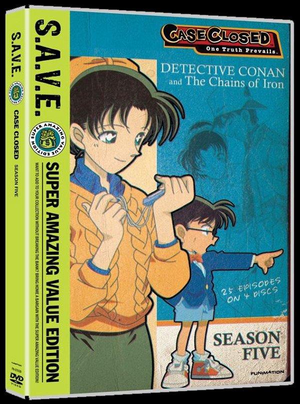Case Closed Season 5