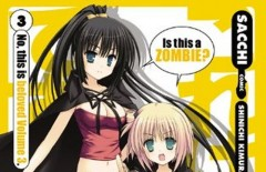 Is This A Zombie Volume 3