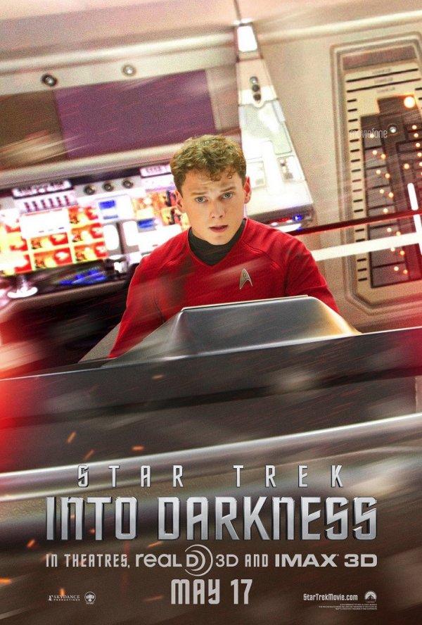 Star Trek Into Darkness Anton Yelchin