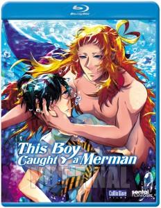 This Boy Caught A Merman Blu-ray
