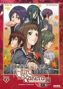 Hiiro no Kakera Season 2 DVD Complete Collection