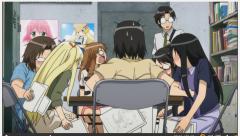 Genshiken episode 6 image