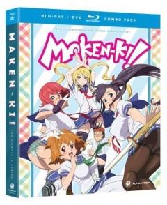 Maken-Ki Blu-ray