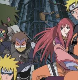 Naruto hentai movie