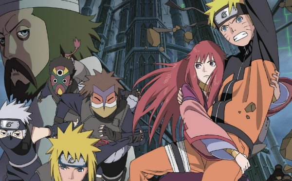 Neon Alley Sets Limited 'Naruto Shippuden the Movie: The
