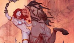 Red Sonja Issue 2
