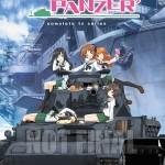 Girls Und Panzer DVD
