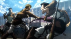 Attack On Titan Episode #23 Anime Review