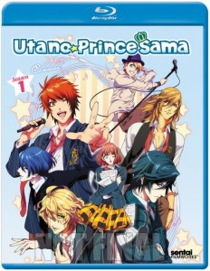 Uta No Prince Sama Blu-ray