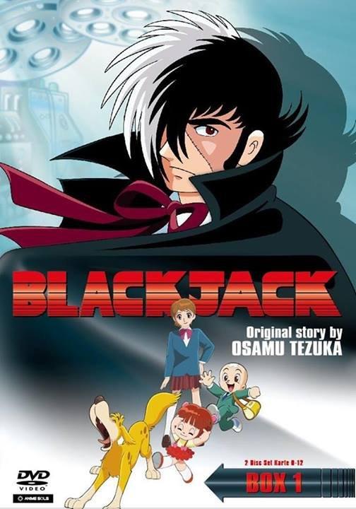 Black jack japanese anime