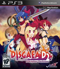 Disgaea D2: A Brighter Darkeness