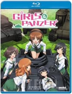 Girls Und Panzer OVA BD