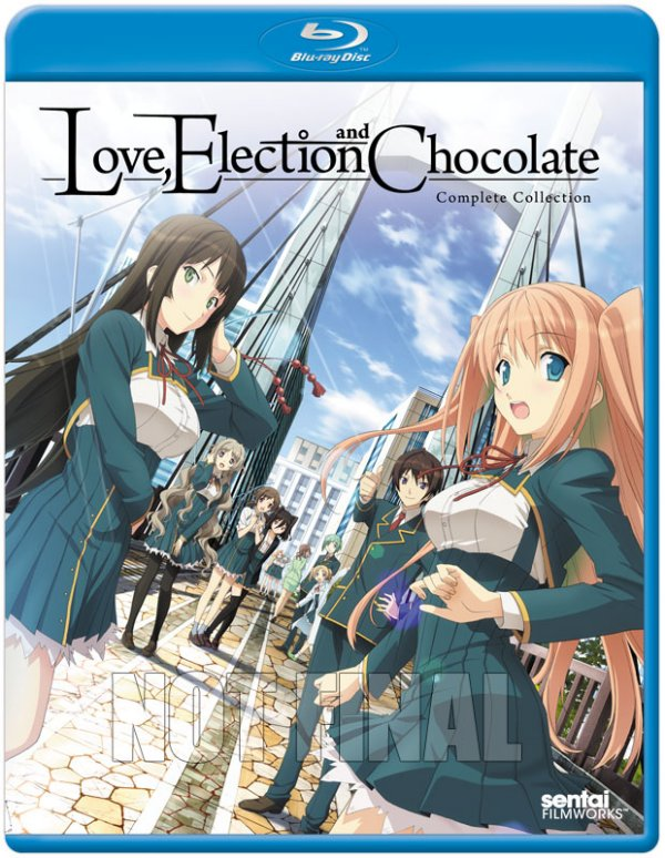Love Election and Chocolate BD