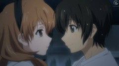 Golden Time Episode 9
