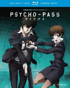 Psycho-Pass Season 1 Part 1
