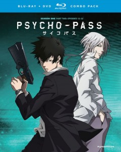 Psycho-Pass Season 1 Part 2