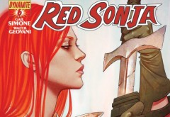 Red Sonja Issue 6