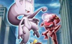 Pokemon: Genesect And The Legend Awakened
