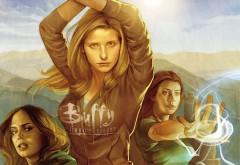 Buffy Season 8 Volume 1