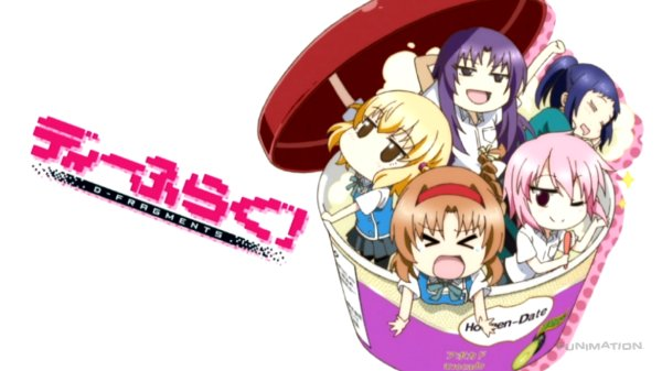 Tu Manga/Anime preferido D-Frag-Episode-9