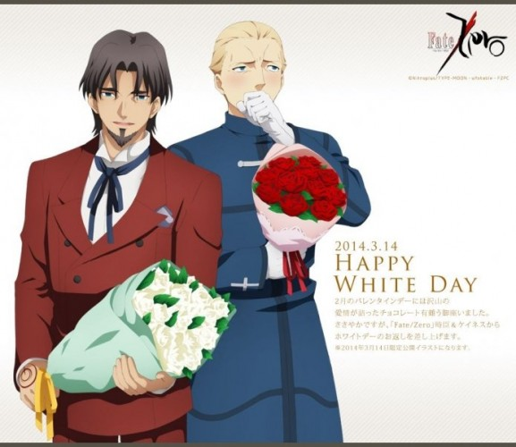 Fate Zero White Day