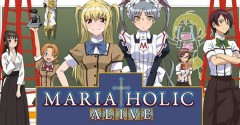 Maria Holic Alive - The Anime Network