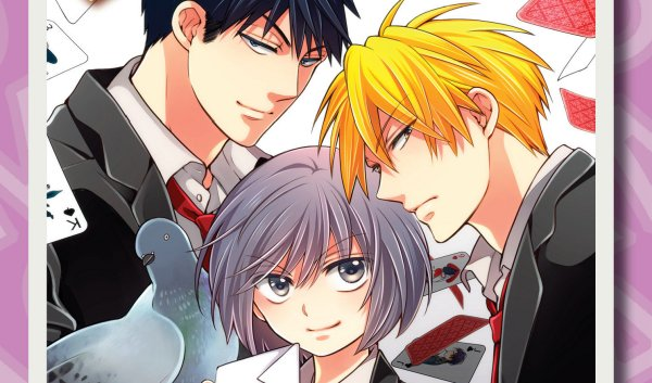 Fight Girl / Oresama Teacher Oresama-Teacher-Volume-16