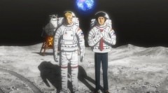 Space Brothers Episode 97