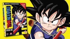Dragon Ball Season 1 UK