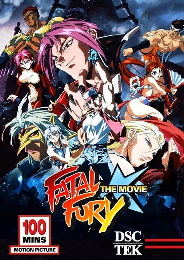 FATAL FURY -FILMES
