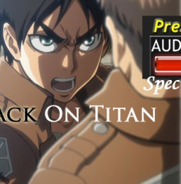 Press Audio Special: Attack on Titan Episodes 1-5 Anime Dub Preview