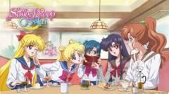 Sailor Moon Crystal Crunchyroll